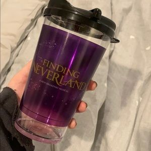 finding neverland reusable cup